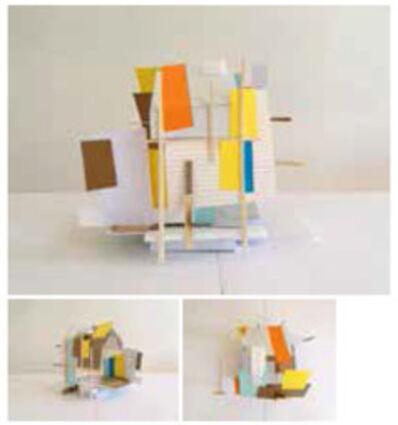 Zheng Mengzhi, 'Série des maquettes abandonnées 2017'