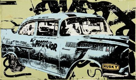 FAILE, 'Prospector from Bedtime Stories', 2010