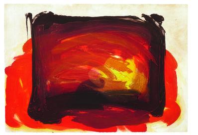 Howard Hodgkin, 'Summer Evening', 2014