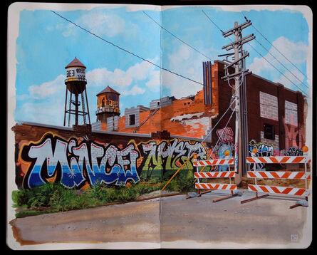 "Jessica Hess, '""Detroit I""', 2015"