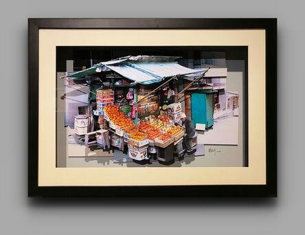 Alexis Ip, 'Fruit Stall (Central, Hong Kong)', 2018