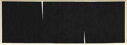 Richard Serra, 'Double Rift #8', 2013