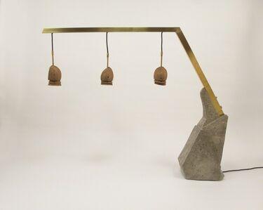 FOS, 'Nut Lamp', 2017