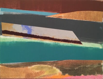Gail Flanery, 'Land', 2018