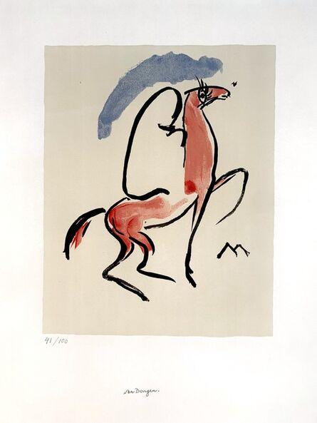 Kees van Dongen, 'Cavalier Arabe', ca. 1930