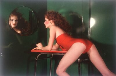 Guy Bourdin, 'French Vogue, May 1977', printed later