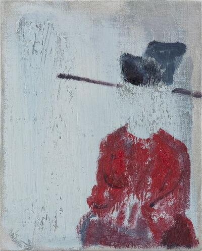 Li Dazhi 李大治, 'Emperor in Red Cloths', 2017