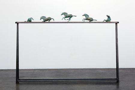 C.K. Wilde, 'A Rise', 2010