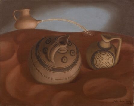 John Armstrong, 'Two Cypriot Pots', 1951