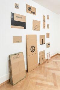 Ian Anüll, 'Carton Collection', 1985-1990