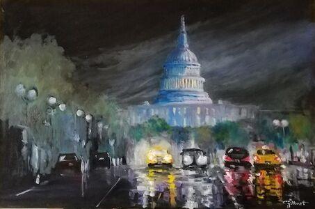 Robert Gilbert, 'Capitol at Night'