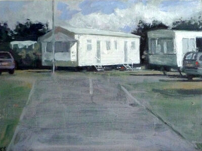 Kate Sherman, 'Caravan Park 2', 2010
