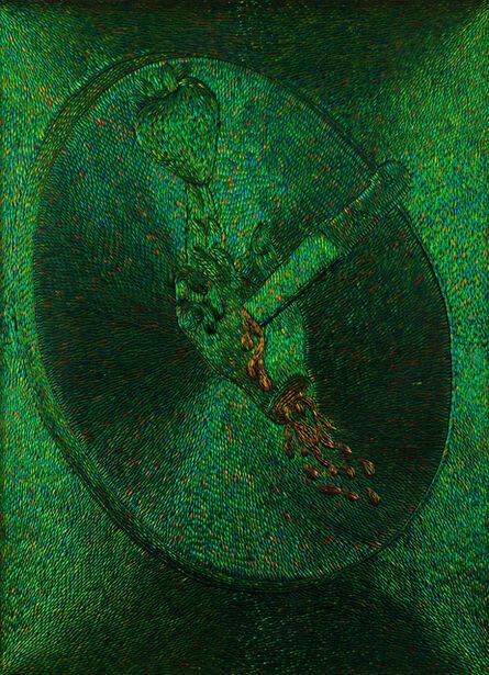 Jan Fabre, 'Punishment of Lust', 2011