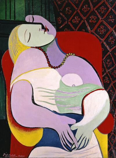 Pablo Picasso, 'The Dream (Le Rêve)', 1932