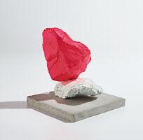 Ugo Rondinone, 'Small White Pink Mountain', 2014