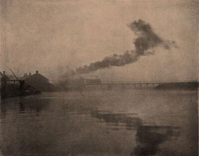 Peter Henry Emerson, 'The Bridge', ca. 1895
