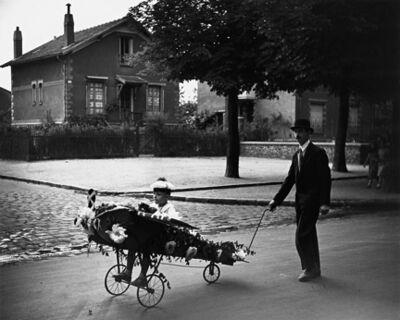 Robert Doisneau, 'L'Aeroplane de Papa', 1934
