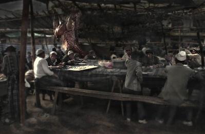 Gabriel Giovanetti, 'Kashgar:Dinner', 2000-2013