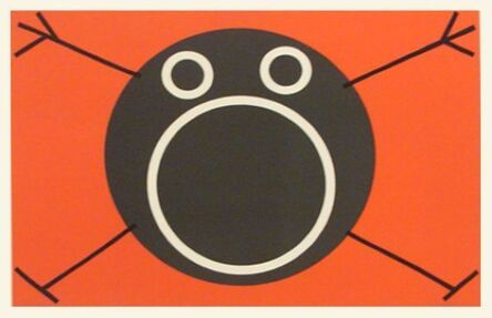 bob zoell, 'Good for Nothing Original Print', 1988