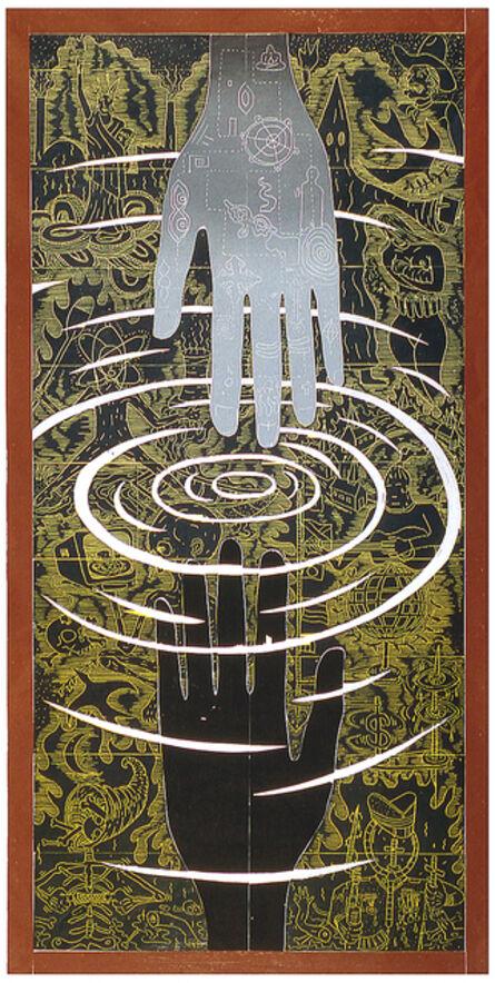 John Buck, 'The Empty Hand', 1996