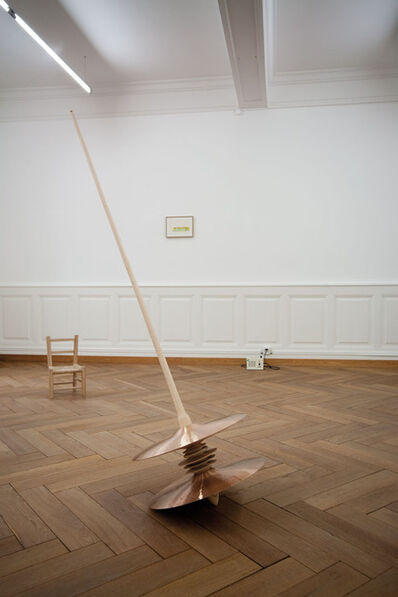 Alexandre Joly, 'Magic spinning top', 2013