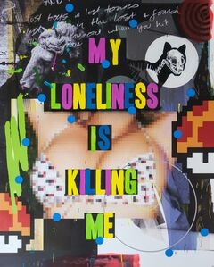 Stuart Semple, 'My Loneliness is Killing Me', 2015