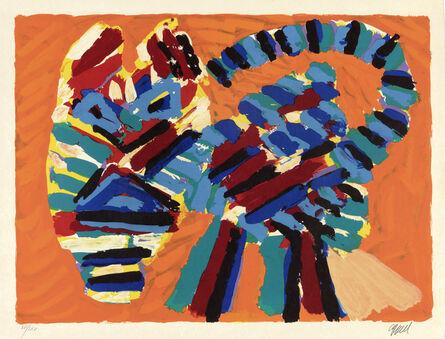 Karel Appel, 'Cats', 1978