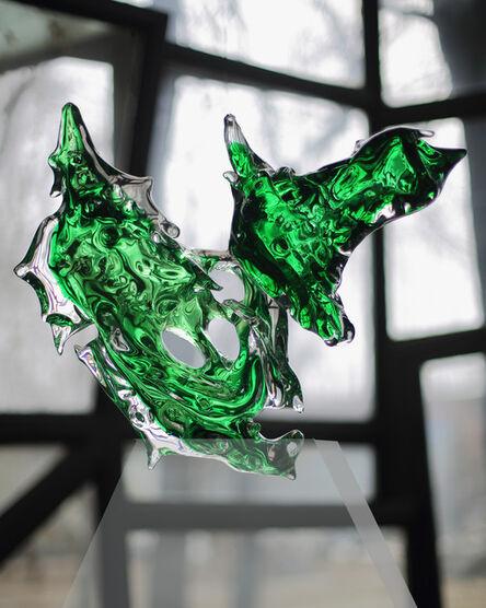 Zhang Wang, 'Glass Artificial Rock', 2013