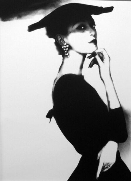 Lillian Bassman, 'Barbara Mullen, Harper's Bazaar, New York', 1958
