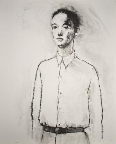 Katsura Funakoshi, '少年の日記 His diary', 1993