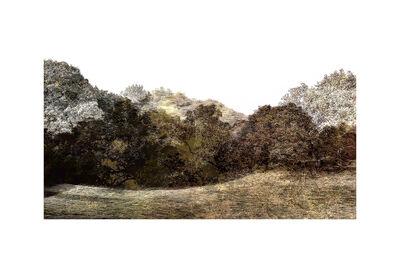 Overlap, 'Trees & Keys - Mix 1.4, 4999 : Print', 2016