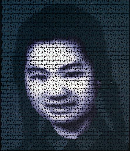 Zhang Dali, 'AK-47(S8)', 2009