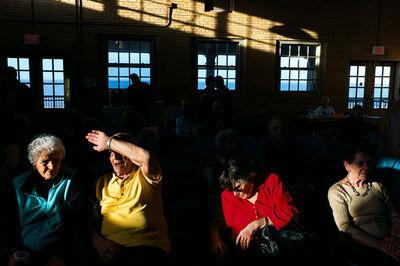 Alex Webb, 'Dance Hall, Rochester, New York', 2013