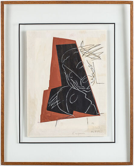 Henri Laurens, 'Zeus et Hermès', ca. 1950