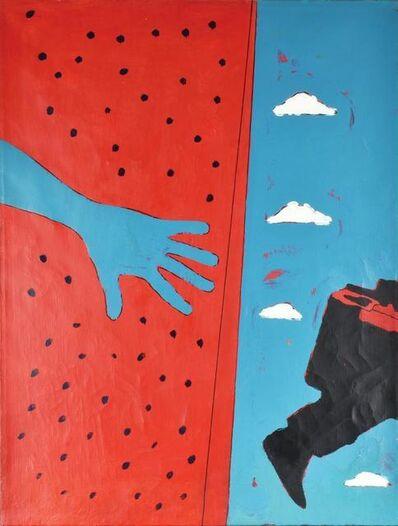 Tano Festa, 'Gli Addii', 1972