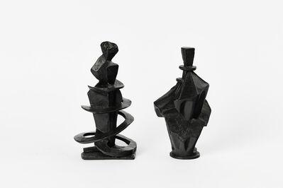 William Kentridge, 'Duo (His and Hers)', 2020
