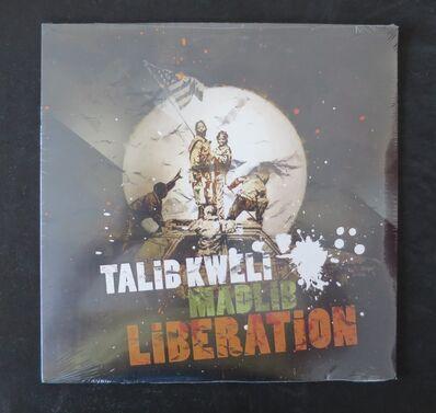 Banksy, 'Talib Kweli & Madlib – Liberation', 2007