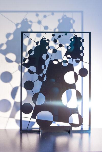 Estuardo Maldonado, 'Forms in Space', 2000