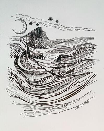Drica Lobo, 'Terra', 2020