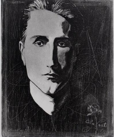 Man Ray, 'Cela Vit (Portrait of Marcel Duchamp)', 1971