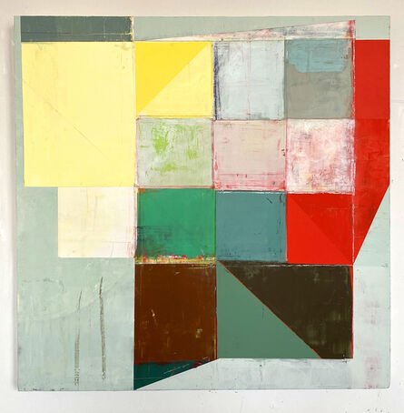 Deborah E. Forman, 'Fold ', 2020