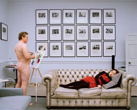 Yushi Li, 'The Collector', 2020