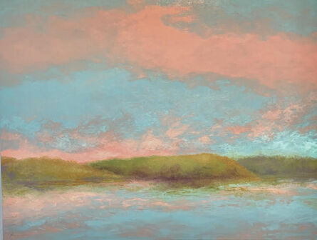 Kirby Fredendall, 'Two Coves Pink Light ', 2020