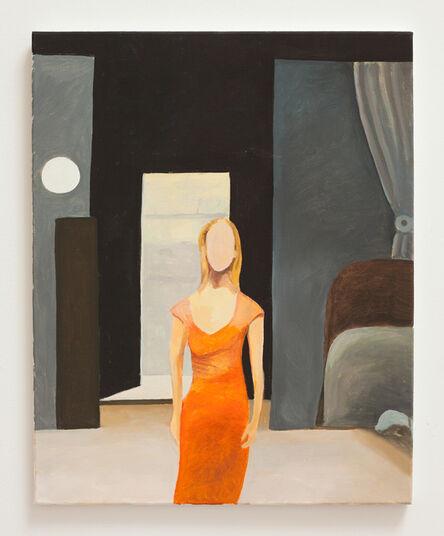 Bruno Knutman, 'Den ensamma / The Lonely One', 2016
