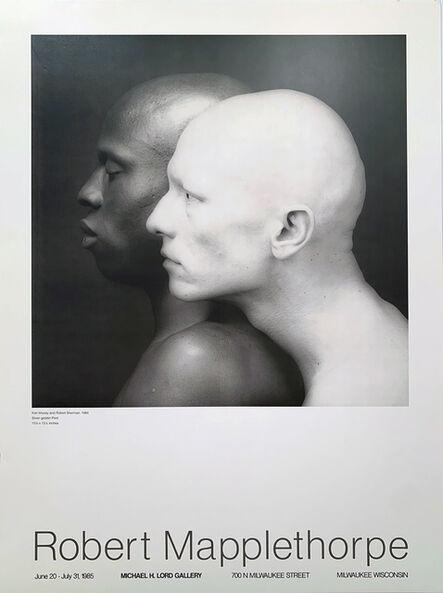 Robert Mapplethorpe, 'Ken Moody and Robert Sherman, Robert Mapplethorpe,  Michael H. Lord Gallery Poster, Gallery Poster ', 1984