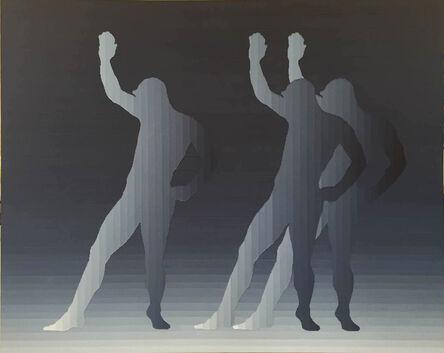 Xu Qu, 'Shadows' Dialogue', 2014
