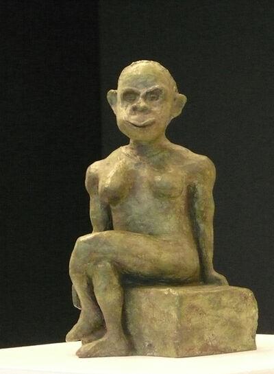 Tassos Pavlopoulos, 'Seated Woman', 2015
