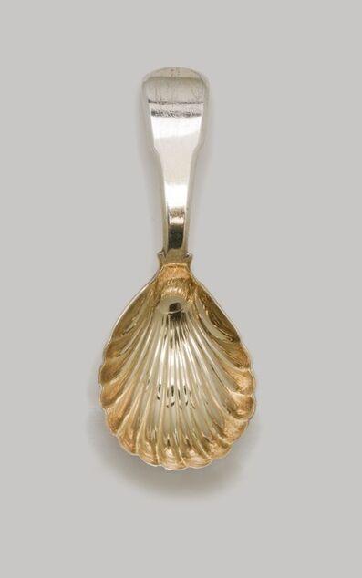 Elizabeth Morley, 'Caddy spoon', ca. 1805