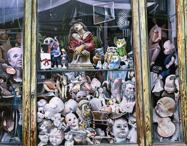 Ishbel Myerscough, 'Shop of Terrors', 2018