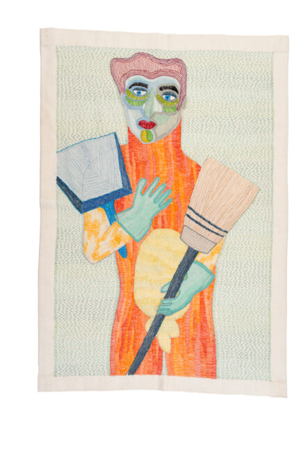 Paloma Castillo, 'Mr. Músculos', 2019
